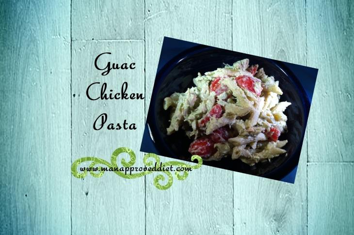Guac Chicken Pasta-001
