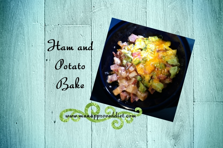 Ham and Potato Bake-001